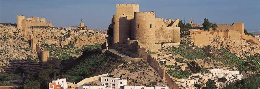 Hoteles cerca de alcazaba de almer a en almeria - Hotel los patios almeria ...