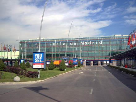Hoteles cerca de ifema recinto ferial de madrid en madrid - Hoteles cerca casa campo madrid ...