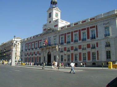 hoteles cerca de puerta del sol en madrid