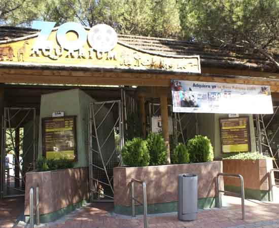 Hoteles cerca de zoo de la casa de campo en madrid - Hoteles cerca casa campo madrid ...
