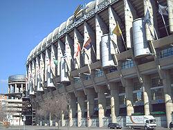 Estadio Santiago Bernabeu - Guía de ocio MADRID