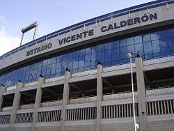 Estadio Vicente Calderón - Guía de ocio MADRID