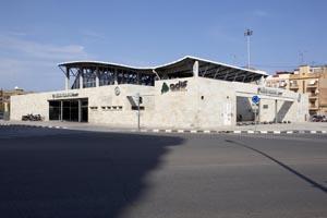 Estación  El Cabañal - Guía de ocio VALENCIA