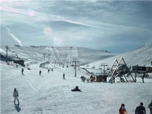 Estación de Esquí de Valdesquí - Guía de ocio MADRID