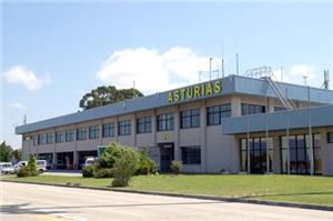 Aeropuerto de Asturias - Guía de ocio ASTURIAS