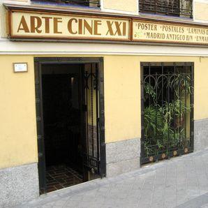 Artecine XXI - Guía de ocio MADRID