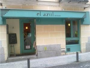 Bar El Azul de Fucar - Guía de ocio MADRID
