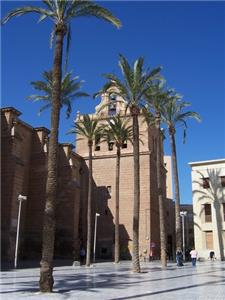 Catedral de Almería - Guía de ocio ALMERIA