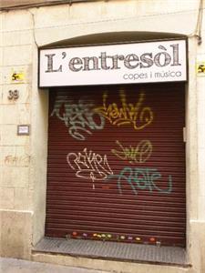 Bar Entresòl - Guía de ocio BARCELONA
