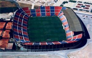Estadio Ciudad de Valencia - Guía de ocio VALENCIA