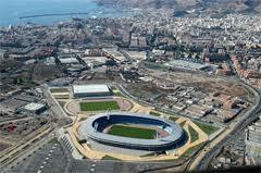 Estadio de los Juegos del Mediterráneo - Guía de ocio ALMERIA
