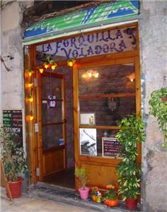 Bar-Restaurante La Forquilla Voladora - Guía de ocio BARCELONA