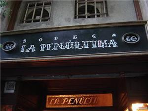 Bar La Penúltima - Guía de ocio BARCELONA