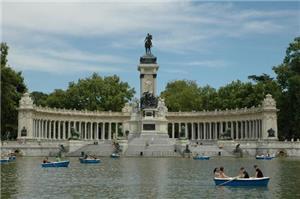 Parque del Retiro - Guía de ocio MADRID