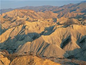 Paraje Natural Desierto de Tabernas - Guía de ocio ALMERIA